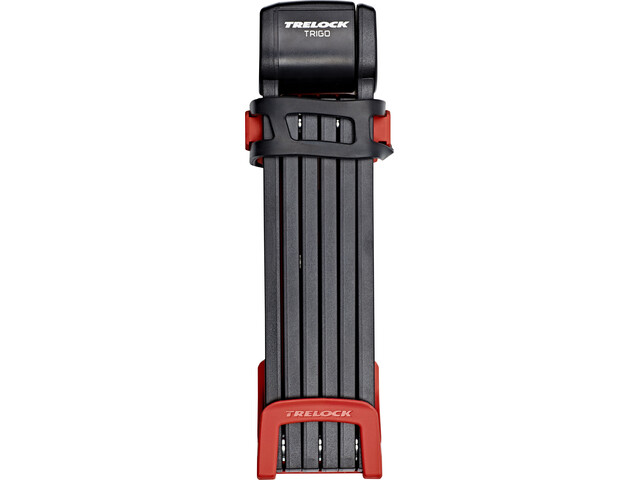 Trelock FS 300/100 Trigo Antivol pliant, red